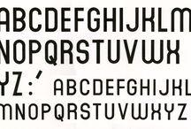Typography / by Justin Peddycoart
