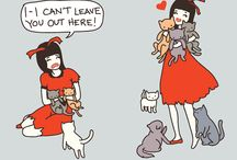 Crazy Cat Lady / by Jessica Turner
