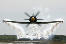 Aerobatics and stunt planes