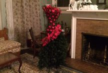 Christmas at the Historic Mansion House / Christmas Decorating for our Historic Shingle Style Victorian built in 1906