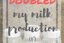 Boost milk supply