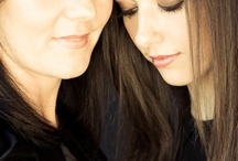 Mother Daughter Glamour Portraits