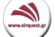 Airquest Travel Services / Υπηρεσίες & νέα του τουριστικού γραφείου Airquest Travel Services (http://www.airquest.gr)