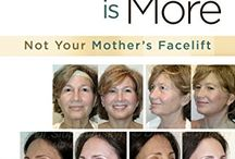 """Publications / Author Dr. Oleh Slupchynskyj's books, African-American and Ethnic Rhinoplasty and Why Less is More"""" Not Your Mother's Facelift."""