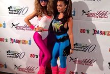 80s fashion\utkledningsparty