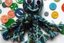 Sea creatures crafts