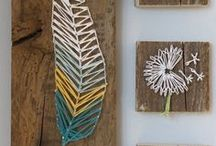 Wood Art diy