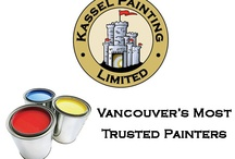Vancouver Painters - Kassel Painting's Projects / Kassel Painting's various painting projects within the Vancouver area.