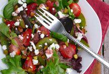 Salads / by Judy Reifler