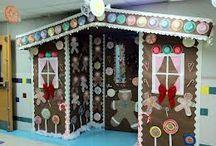 Christmas classroom ideas
