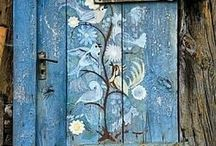 I like these doors / by Di
