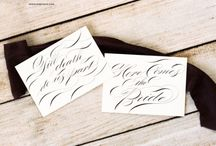 Calligraphy: Pointed Nib