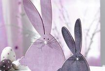 Zajíc - Velikonoce