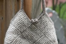 Genți tricotate