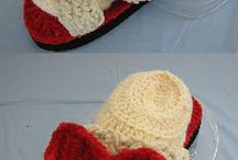 Slipper, Shoe or Clog Free Crochet Patterns