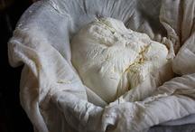 Cheesemaking at Home xo / Make your own mascarpone, cottage cheese, ricotta or paneer. Keva xo
