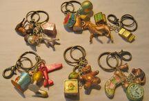 Key Chains & Bag Tags