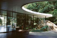 Brasil// Neimeyer// house// interior Design