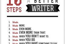Writing / by Amy Walczyk
