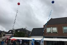Reuzeballonnen helium