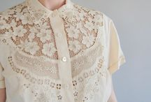 Lace / by Lucinda Harris