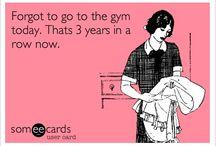 gym funnys