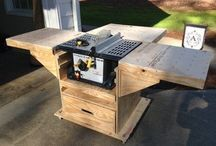 Power-tools Stations