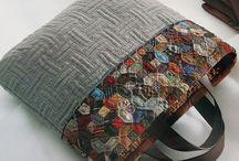 Bags, Totes, Zipper Pouches / by Nancy Perkins