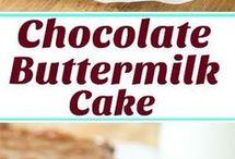 cokolate butter cake
