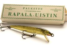 Old lures