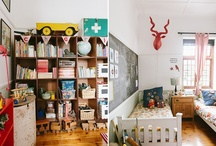 Nursery / Kids Room / by Vanessa Reed