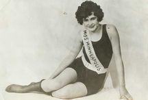 "Miss Minneapolis 1925, Lucille McGinnity / Before Miss America was Miss America, there was another name for the pageant ""Miss Inter-Cities Beauty"" contest. Lucille is the first known Minnesotan to enter the contest in Atlantic City. Lucille finished at Miss Inter Cities Beauty contest as a semi-finalist."