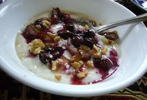 Breakfast / Healthy and tasty breakfast from around the world