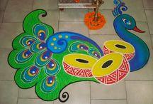 Rangoli - Color World