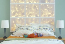 Headboard Ideas / I want a new bed frame! / by Lindsey Nichole