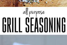 Seasonings, Sauces and Dressings