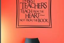 teachers / by Jodi Fedele