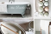 Duck egg blue / by Betty and Violet