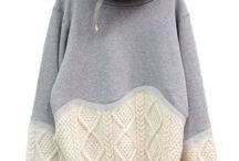 recy svetr