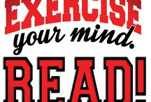 Exercise Your Mind READ! / This is the Official CSLP 2016 Adult Summer Reading Program Idea Board. ~ Please note that the Collaborative Summer Library Program does not endorse or assume responsibility for any content available through hyperlinks to other websites posted on this page.