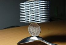 The Gravity-Defying Art Of Coin Stacking
