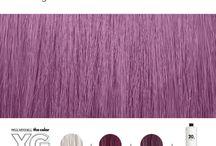 hair colour formula