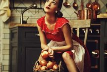 Vintage/Pin up Photography