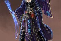 Warlock - Human - Female
