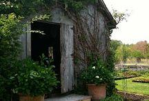 barns...gardens....outside / by Keri Patterson Truscello