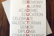 Cards Graduation / by Joan Tallent