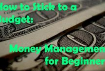 money management / by Shantel Jensen