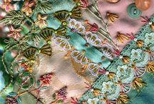 handcraft...Crazy quilt