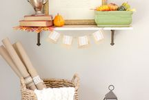 Seasonal Decor / Decor inspiration for the changing of the seasons. / by HomeSpotHQ