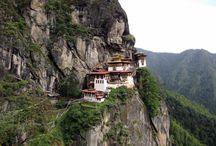 Bhutan / Bhutan officially the Kingdom of Bhutan  a landlocked country in South Asia.